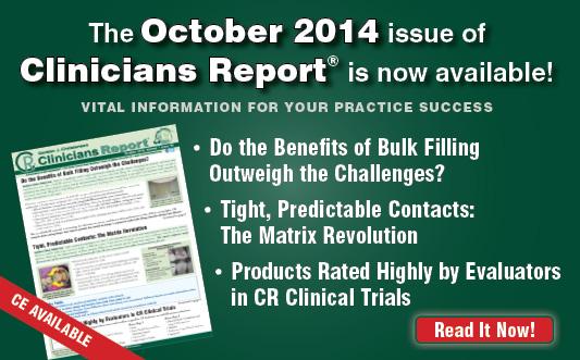 October 2014 Clincians Report