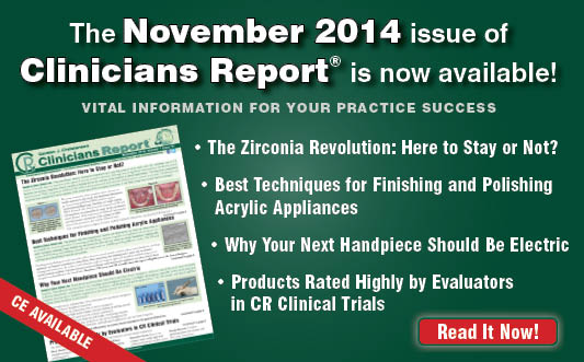 November 2014 Clincians Report