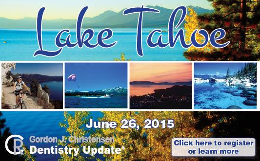 Lake Tahoe DU 2015