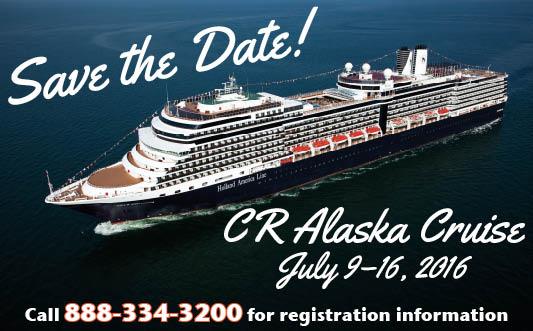Alaska Cruise 2016