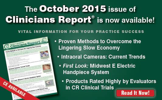 October 2015 Clinicians Report