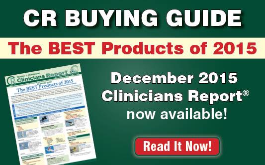 December 2015 Clinicians Report