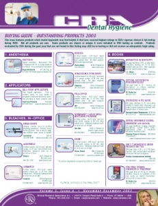 Buying Guide- November/December 2003 Volume 3 Issue 6 - h200311 - Hygiene Reports
