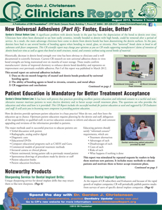 New Universal Adhesives, Patient Education - August 2012 Volume 5 Issue 7 - 201208 - Dental Reports