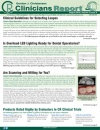 August 2016 Clinicians Report