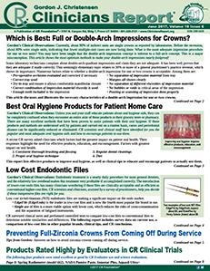 June 2017 Clinicians Report