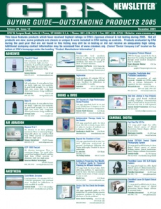 Buying Guide- December 2005 Volume 29 Issue 12 - 200512 - Dental Reports