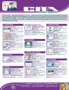Buying Guide: Dental Hygiene Newsletter November/December 2002, Volume 2 Issue 6 - h200211 - Hygiene Reports