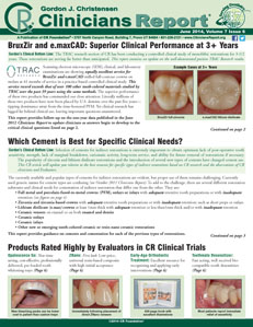 Clinicians Report June 2014. Volume 7 Issue 6 - 201406 - Dental Reports