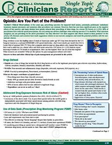 Opioids 0418