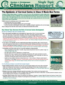 Cervical Caries 0618 ST