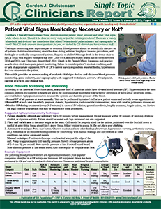 Patient Vital Signs 0119 ST