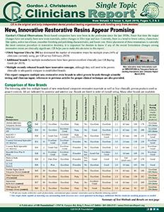 Restorative Resins 0419 ST