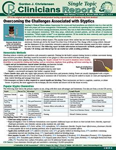 Styptics 0320 ST