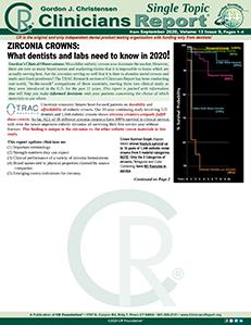 Zirconia Crowns 0920 ST