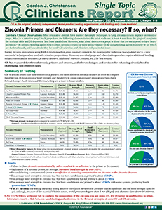 Zirconia Primers and Cleaners ST 0121