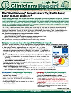 Smart-Matching Composites 0321 ST