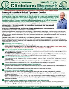 Tipcs form Gordon ST 0621